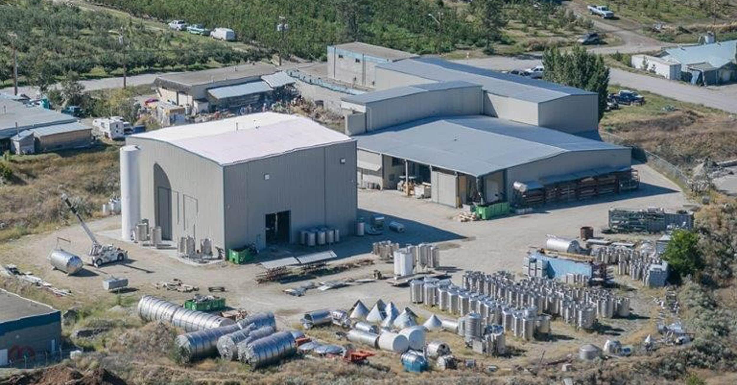 tesoro manufacturing facility